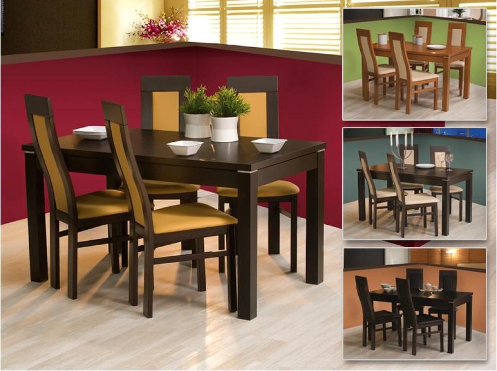 Mir. asztal + Ella szék. -