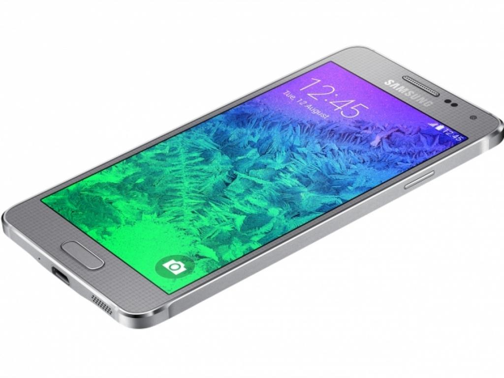 Samsung alpha -