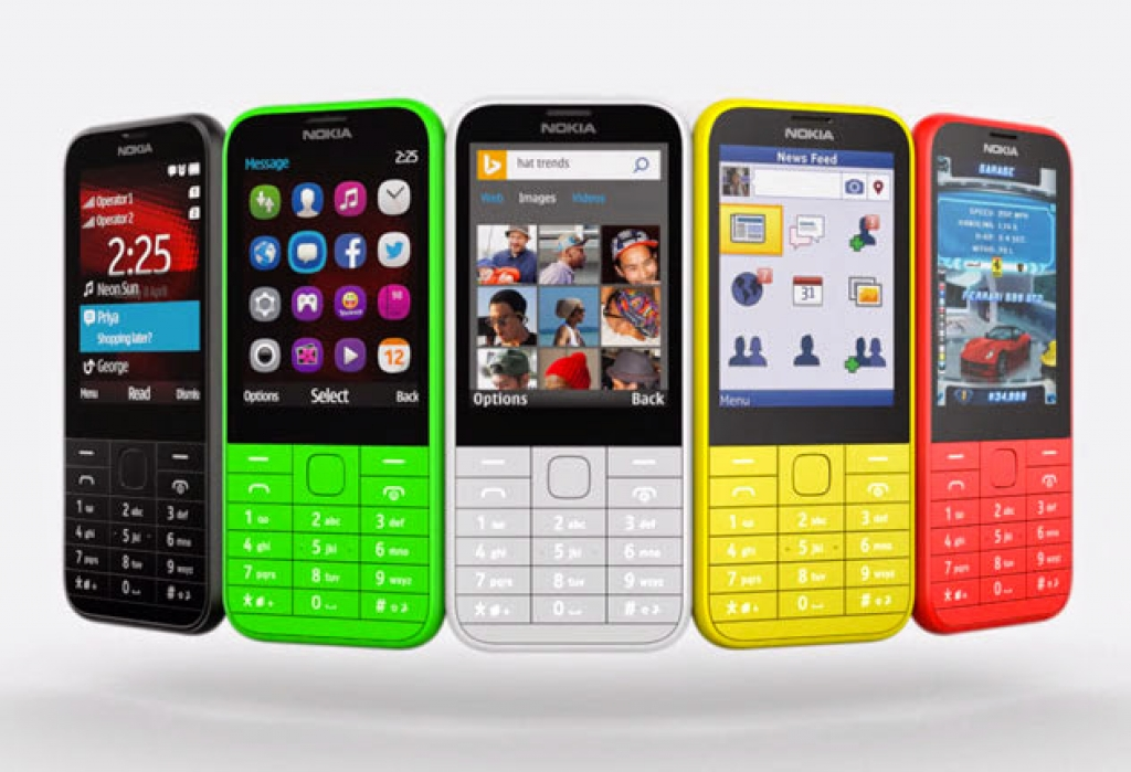 Hagyomànyos új  nokia telefonok -