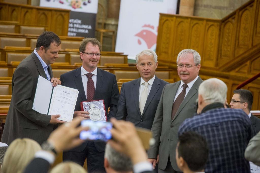 Magyarország legjobb pálinkája 2015. díjátadás -
