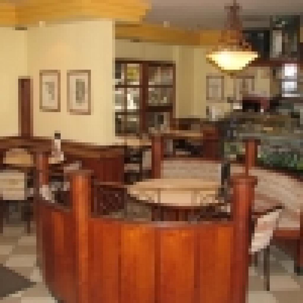 étterem belső -