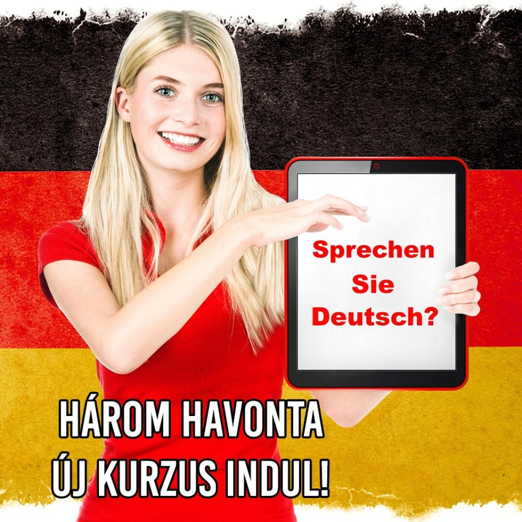 Német nyelvtanfolyamok -