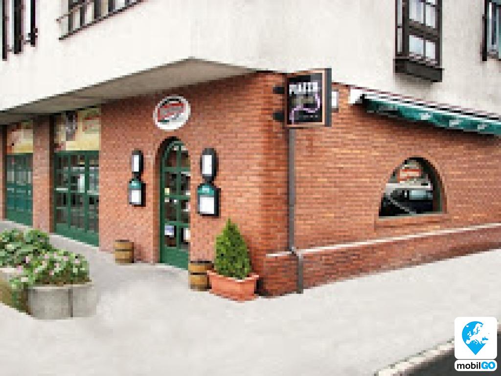 étterem külső